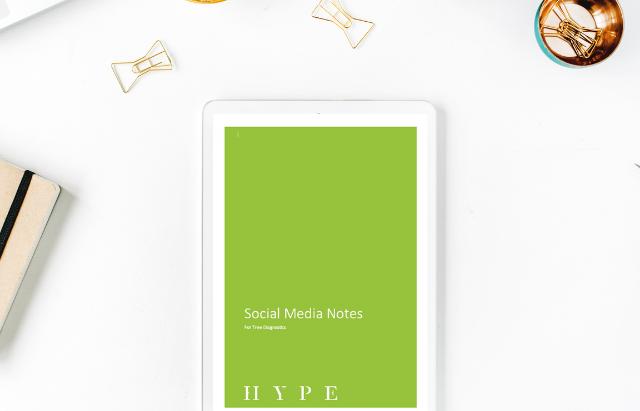 Social Media Training Notes