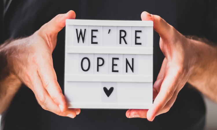 Marketing to Reopen your business after lockdown