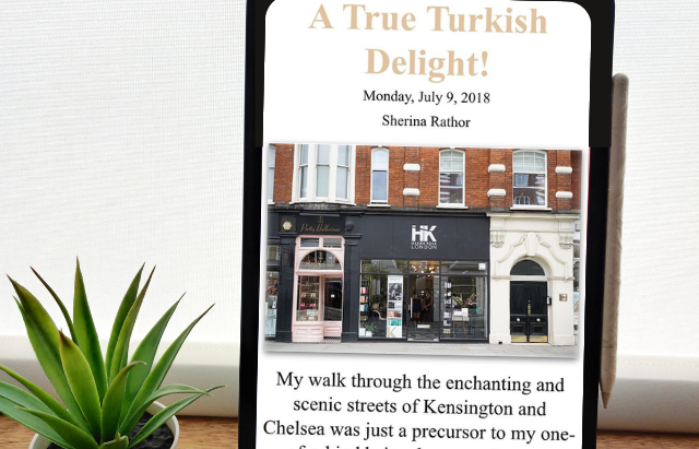 HK London hair salon Journalist treatment review in Luxury Lifestyle Magazine Online